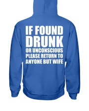If Found Drunk Hooded Sweatshirt thumbnail