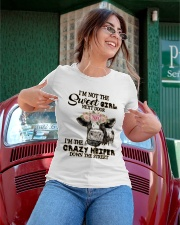 I'm not the sweet girl  Ladies T-Shirt apparel-ladies-t-shirt-lifestyle-01