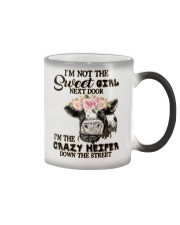 I'm not the sweet girl  Color Changing Mug thumbnail
