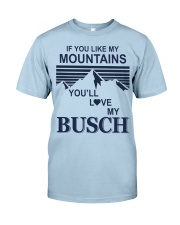 If you like my mountains Classic T-Shirt tile