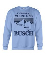 If you like my mountains Crewneck Sweatshirt thumbnail