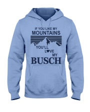 If you like my mountains Hooded Sweatshirt tile