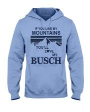 If you like my mountains Hooded Sweatshirt thumbnail