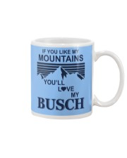 If you like my mountains Mug tile