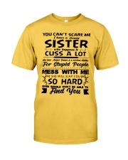 Funny Family - Sister Classic T-Shirt thumbnail