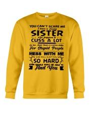 Funny Family - Sister Crewneck Sweatshirt thumbnail