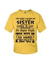 Funny Family - Sister Youth T-Shirt thumbnail