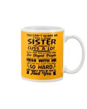 Funny Family - Sister Mug thumbnail