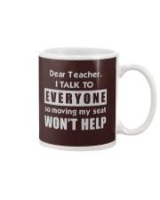 Dear Teacher Mug thumbnail