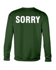 Sorry - Men's Humor Crewneck Sweatshirt thumbnail