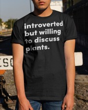 Introverted Classic T-Shirt apparel-classic-tshirt-lifestyle-29