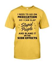 Medication Classic T-Shirt thumbnail