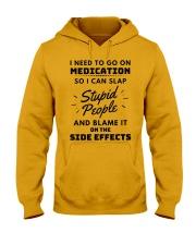 Medication Hooded Sweatshirt thumbnail