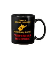 Nation Champions Social Distancing Mug thumbnail