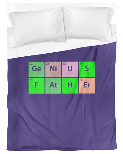 Genius Father Periodic Table