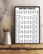 GUITAR SCALES 11x17 Poster lifestyle-poster-3
