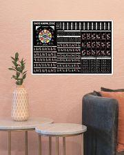 GUITAR BASS 24x16 Poster poster-landscape-24x16-lifestyle-22