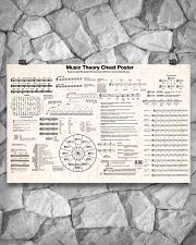 Music Theory  17x11 Poster poster-landscape-17x11-lifestyle-13