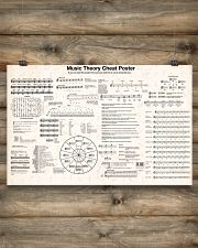 Music Theory  17x11 Poster poster-landscape-17x11-lifestyle-14