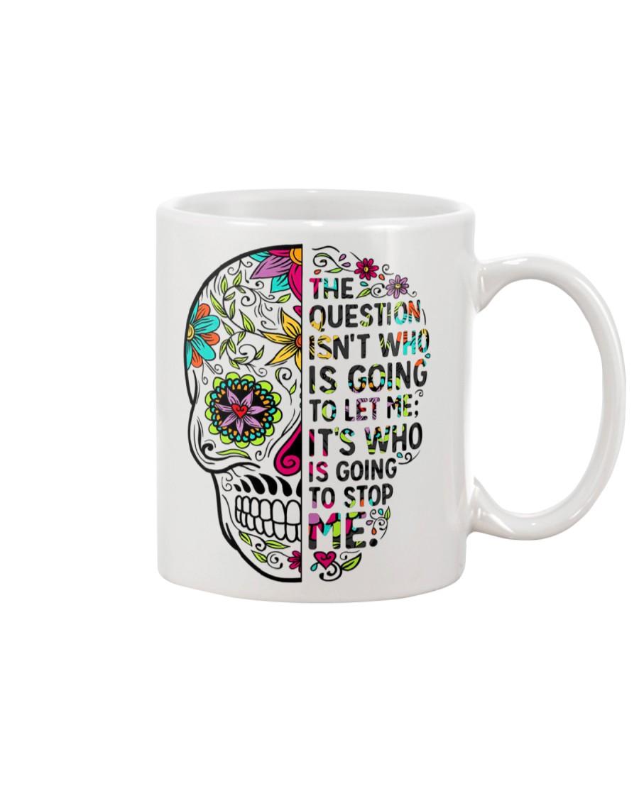 The question isn't who Mug