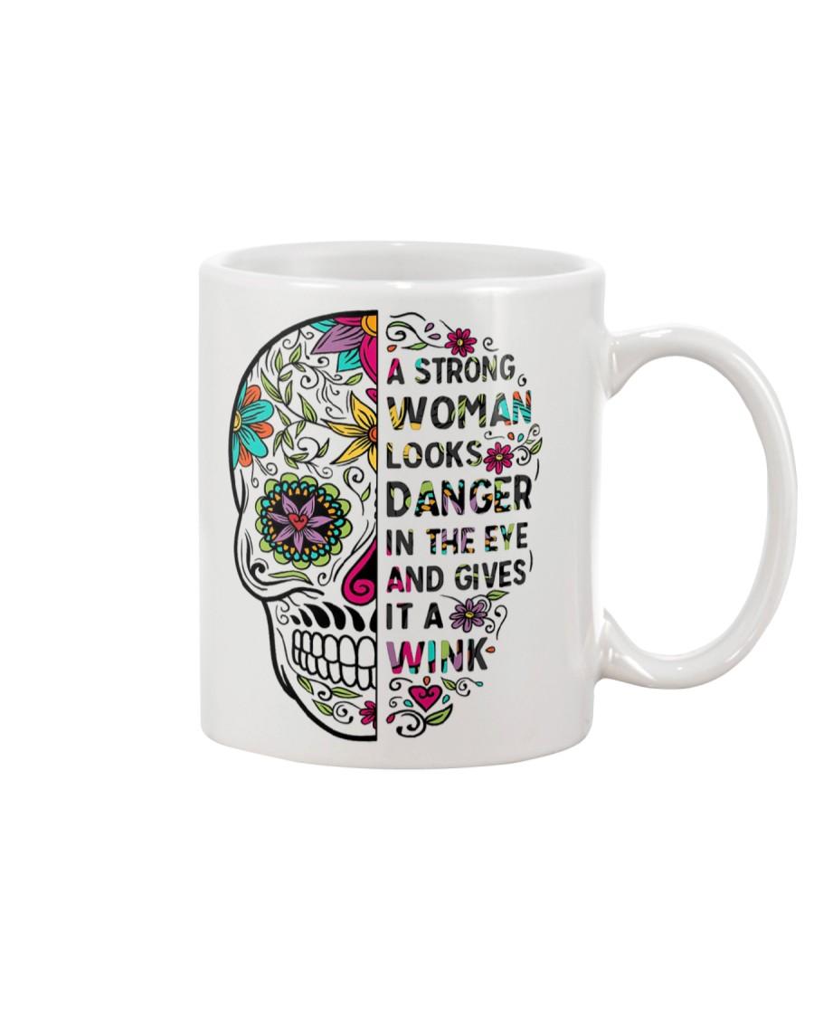 A strong women looks Mug