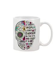 A strong women looks Mug front