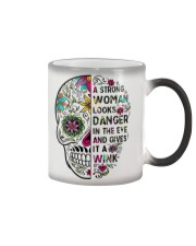 A strong women looks Color Changing Mug thumbnail
