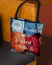 Home is where your yarn stash is All-over Tote aos-all-over-tote-lifestyle-front-02