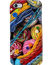 Colorful Yarns Phone Case i-phone-7-case