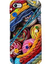 Colorful Yarns Phone Case i-phone-8-case