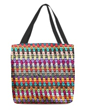 Yarn Tote Bag 2 All-over Tote front