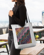 Yarn Bag Tote 3 All-over Tote aos-all-over-tote-lifestyle-front-04