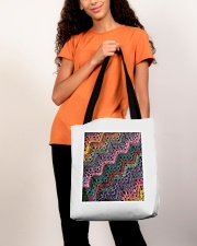 Yarn Bag Tote 3 All-over Tote aos-all-over-tote-lifestyle-front-06