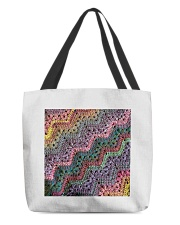 Yarn Bag Tote 3 All-over Tote front