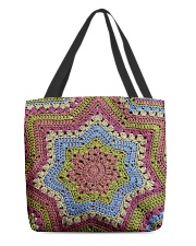 Yarn Tote Bag 4 All-over Tote back