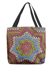 Yarn Tote Bag 4 All-over Tote front