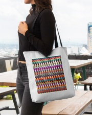 Yarn Bag Tote 2 All-over Tote aos-all-over-tote-lifestyle-front-04