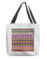 Yarn Bag Tote 2 All-over Tote front