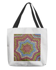 Yarn Bag Tote 4 All-over Tote front