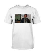 Michael Scott T-Shirt Premium Fit Mens Tee thumbnail