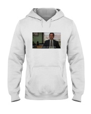 Michael Scott T-Shirt Hooded Sweatshirt thumbnail