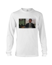Michael Scott T-Shirt Long Sleeve Tee tile