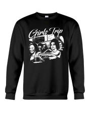 Girls trip Crewneck Sweatshirt thumbnail