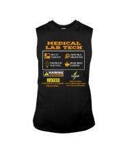 MEDICAL LAB TECH Sleeveless Tee thumbnail