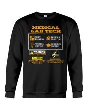 MEDICAL LAB TECH Crewneck Sweatshirt thumbnail