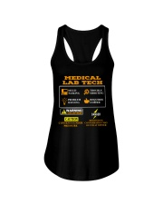 MEDICAL LAB TECH Ladies Flowy Tank thumbnail