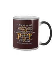 Physical Therapy Life Color Changing Mug thumbnail