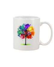 Tree Rainbow Mug thumbnail