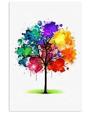 Tree Rainbow 24x36 Poster front
