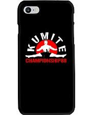 Kumite championship - Bloodsport Phone Case thumbnail